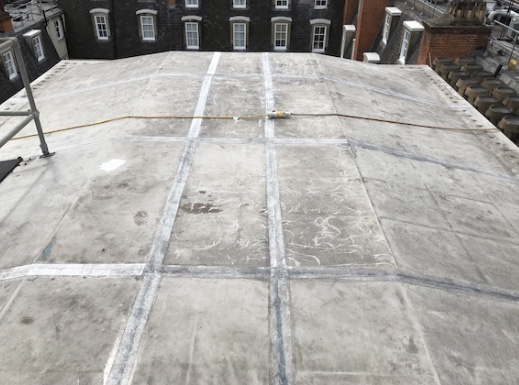 water tank roof relining