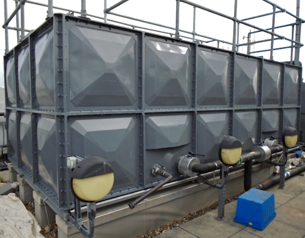external water Tank Relining